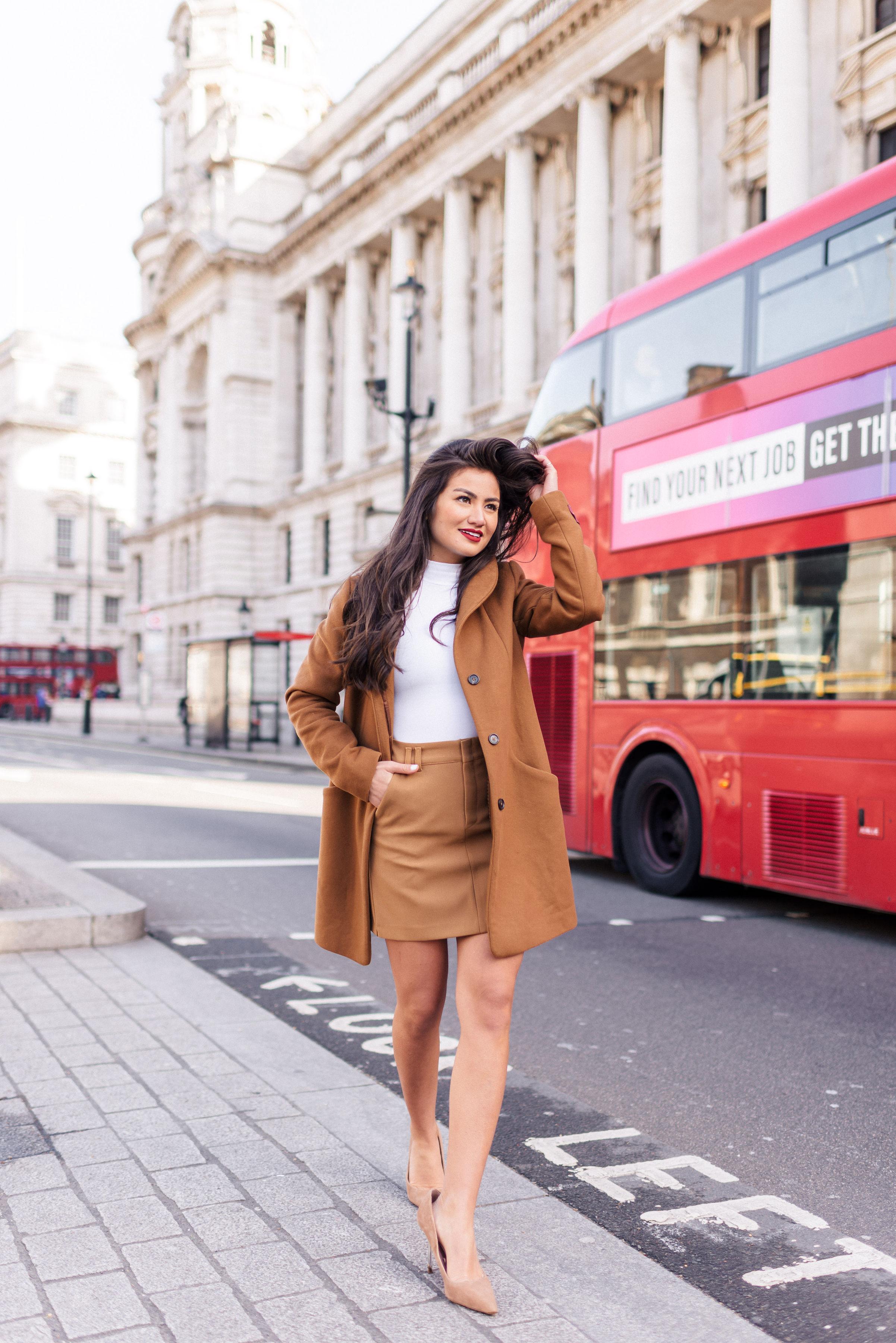 CailaQuinn Travel Blogger London trip NkimaPhotography