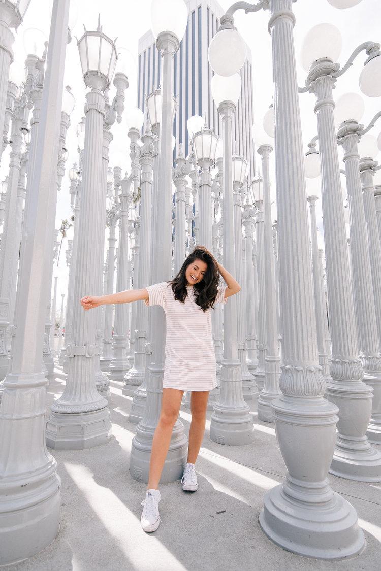 92ab54298e Caila Quinn The Bachelor Travel Blogger LA Guide to Los Angeles California  Visit