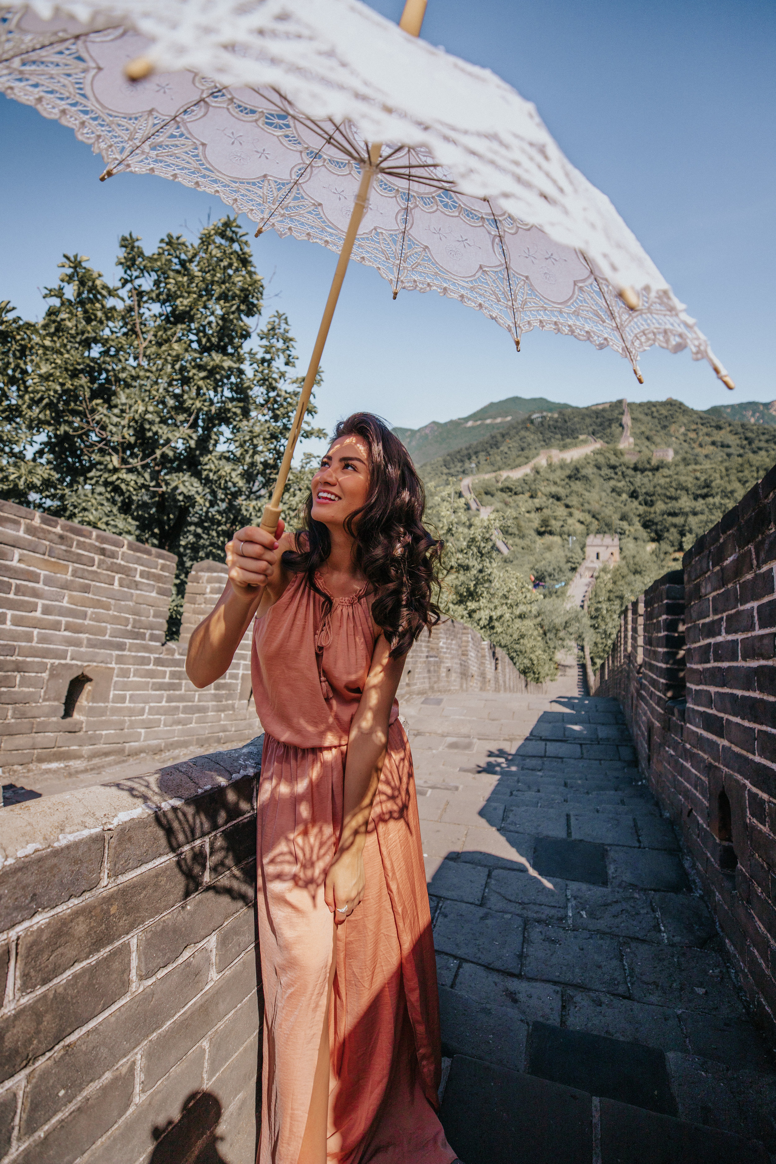 caila quinn the bachelor travel blogger china beijing Asia Travel Guide