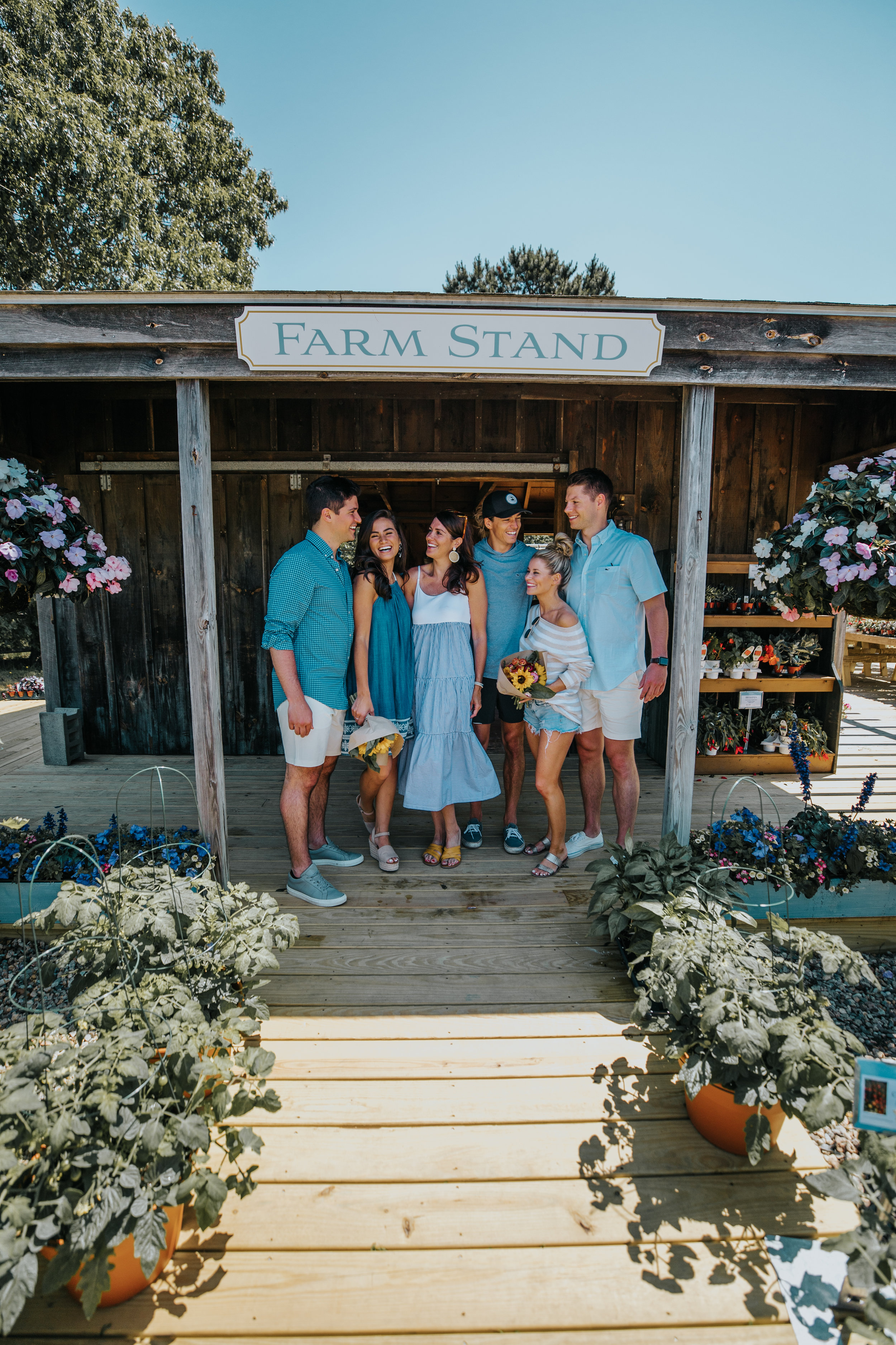 Meet our sweet Cape Cod travel companions! Vineyard Vine's  Nicole Sutliff  & photographer  Erick Dent