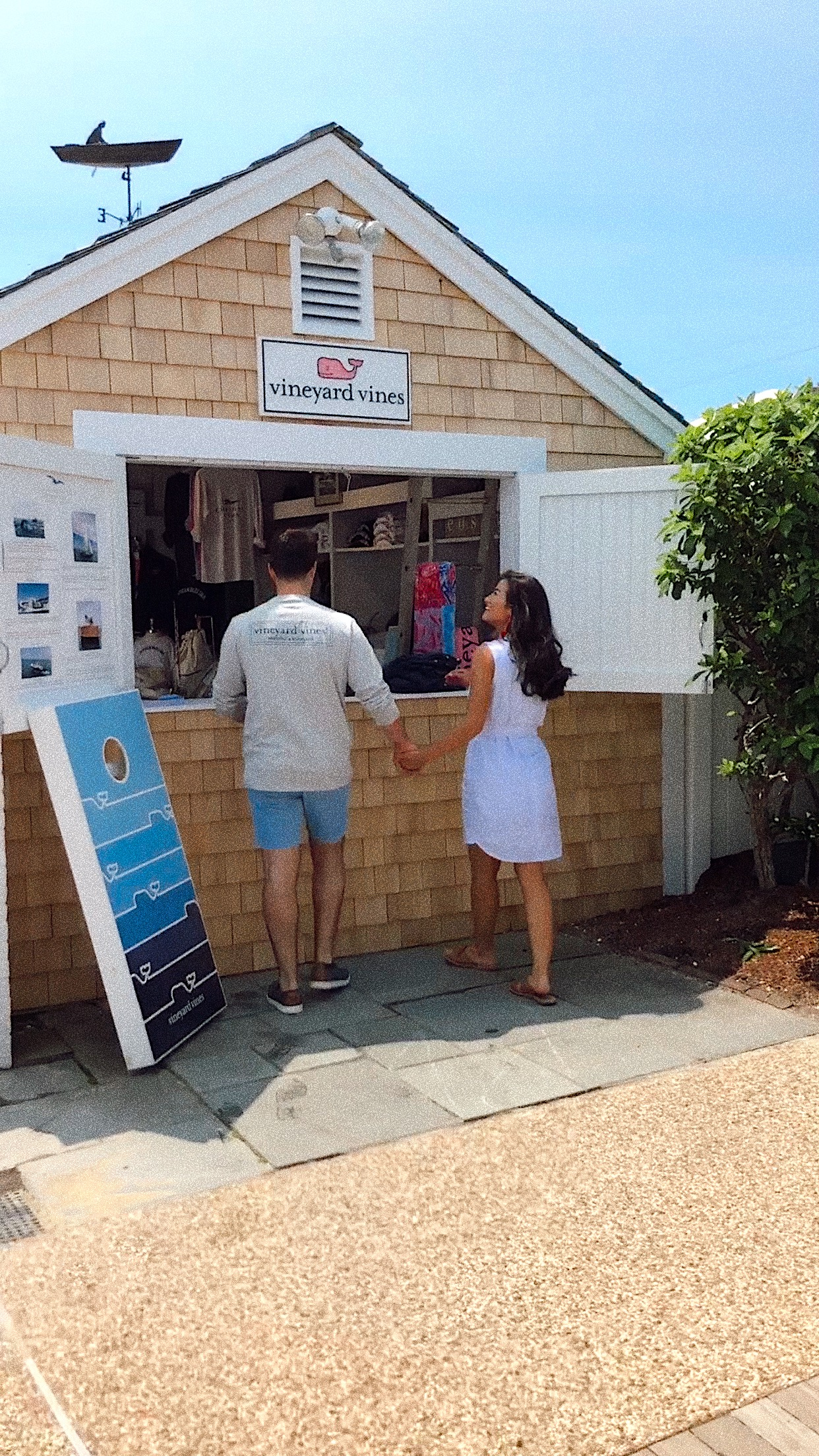 VINEYARD VINES TRAVEL GUIDE: A DREAM COUPLES WEEKEND IN CAPE