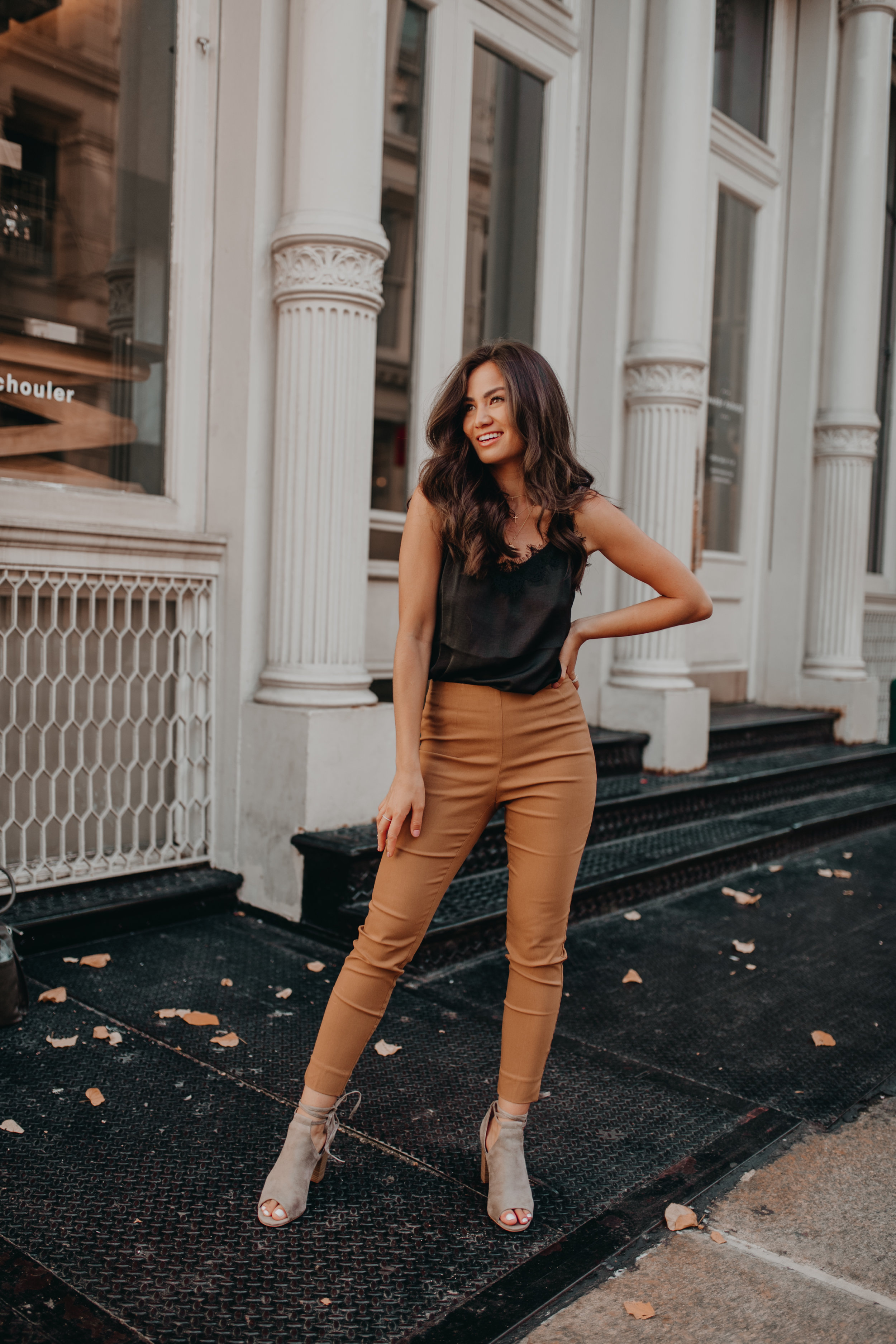 Caila Quinn The Bachelor Walmart Fashion We Dress America Fall Collection