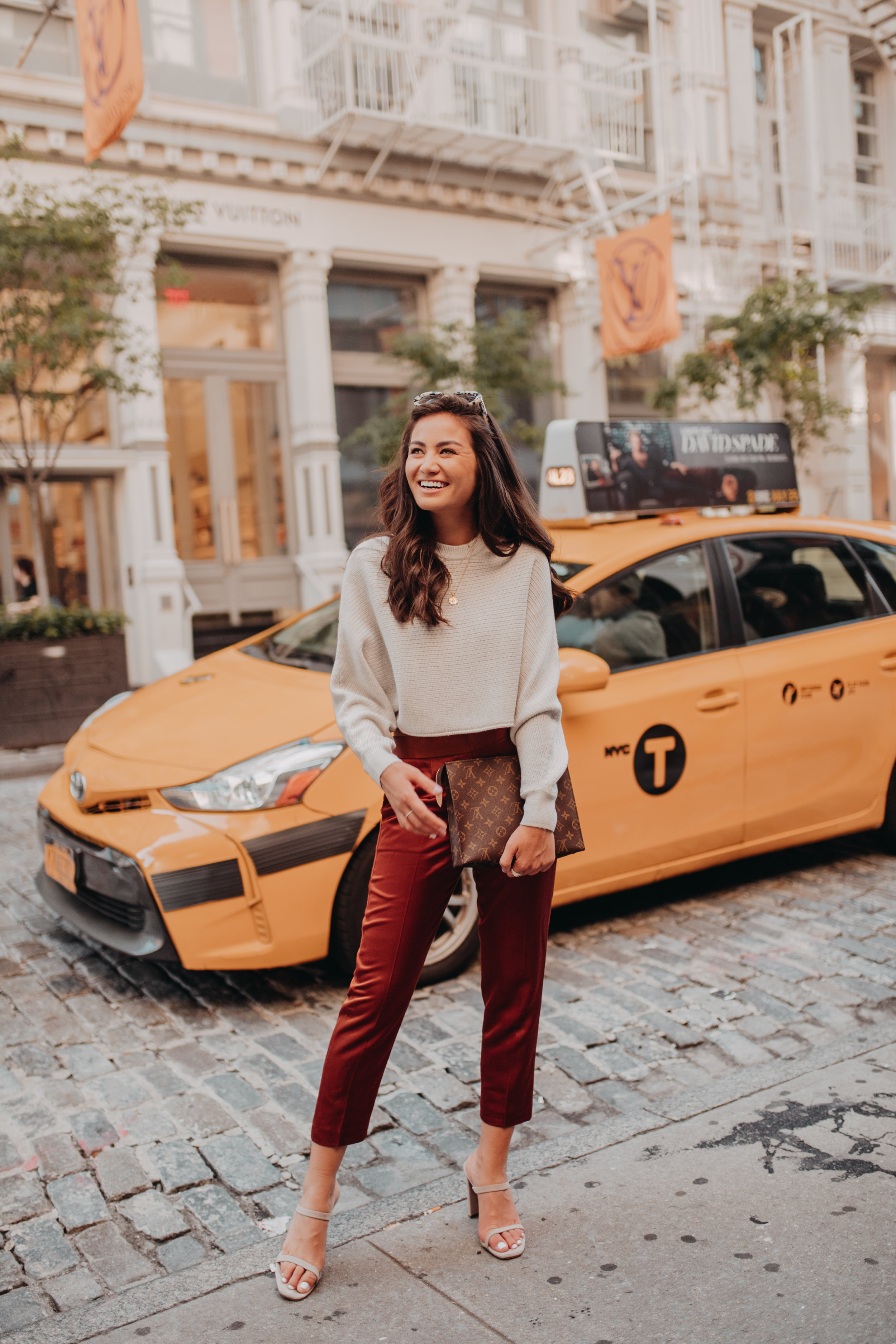 Caila Quinn the bachelor Fall in New York City Travel Guide Visiting NYC New Yorker Blogger