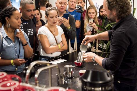 Photo from newyorkcoffeefestival.com