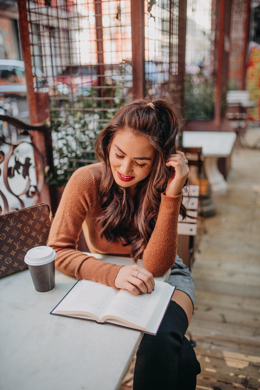 Caila Quinn Book Club Casual Readers