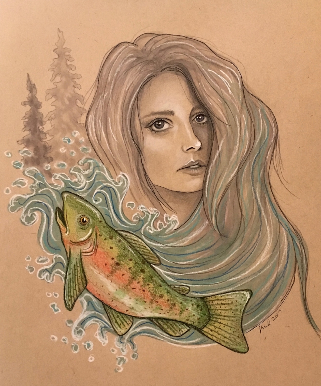 "lady yellowstone ""trout"""