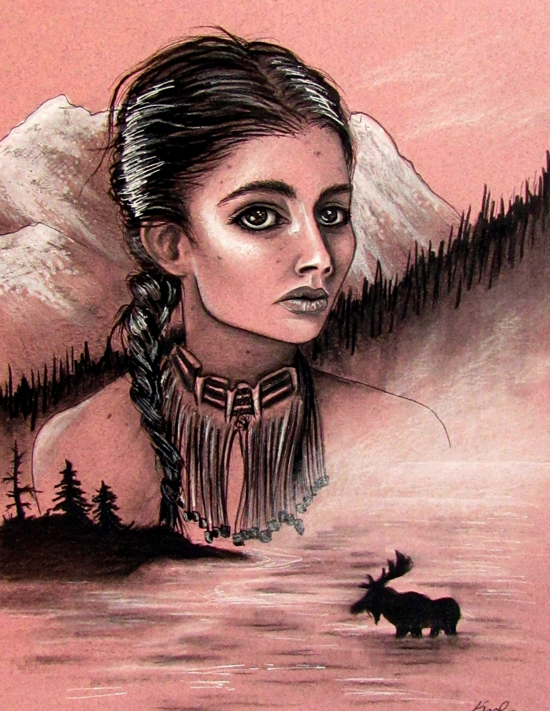 denali woman