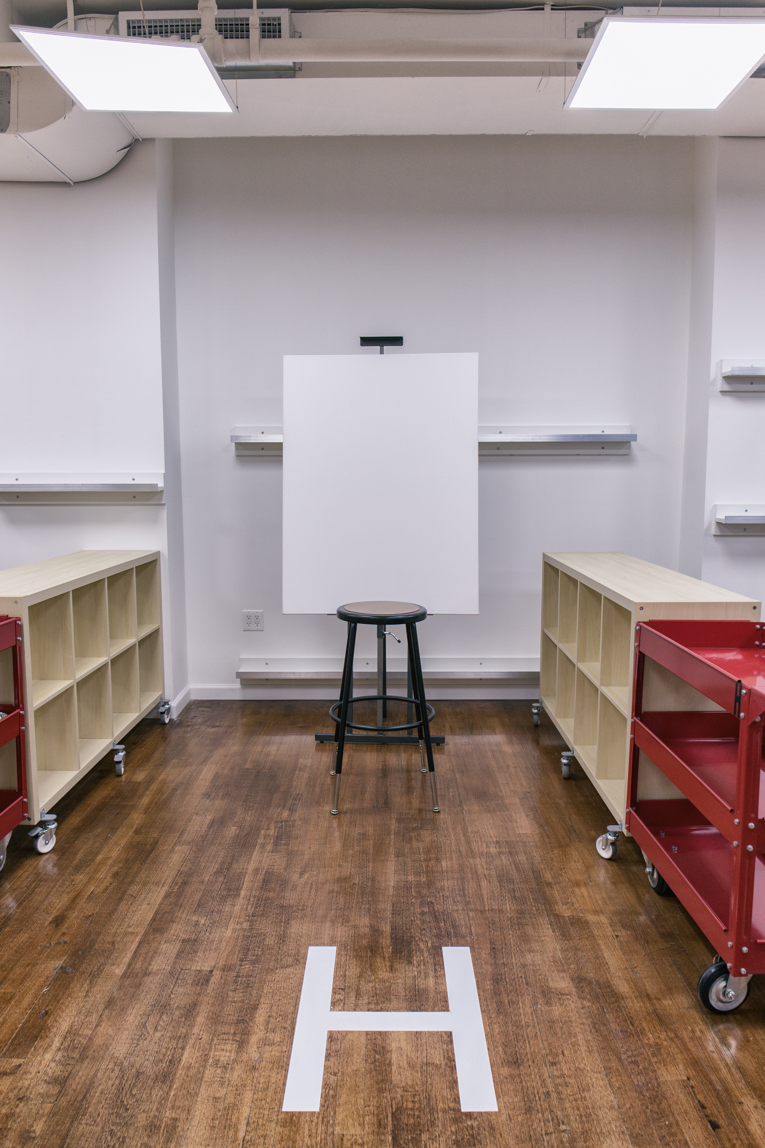 Artist Studio H NYC