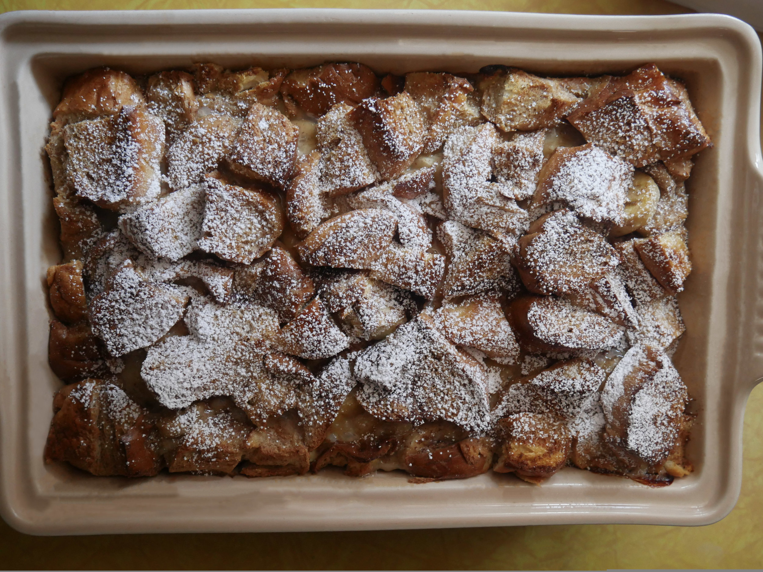 French Toast with Raspberry Compote filling