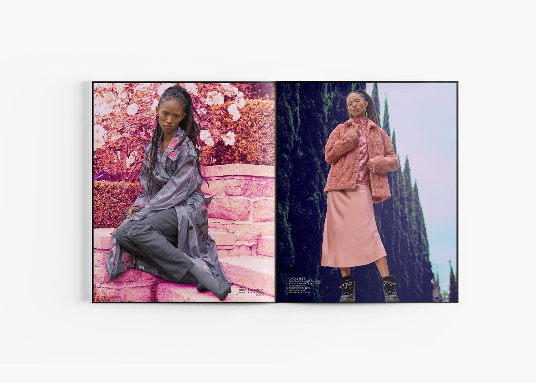 Fifth Avenue Catalog >> Saks Fifth Avenue Fall 2019 Catalog Lauren Raggio
