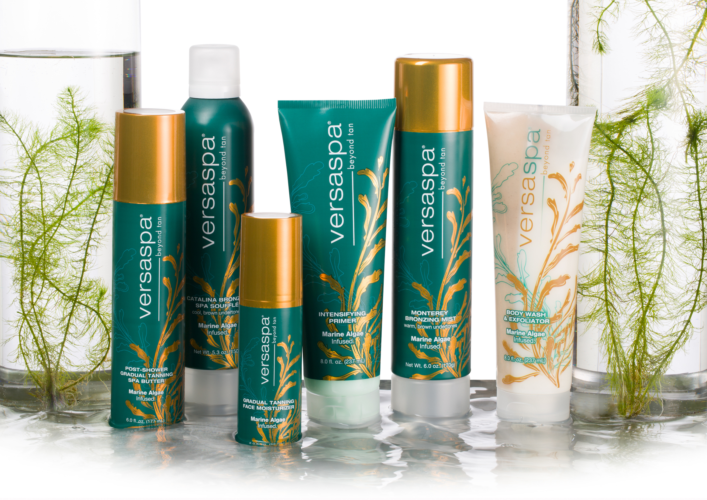 VersaSpa Sunless Tanning Products