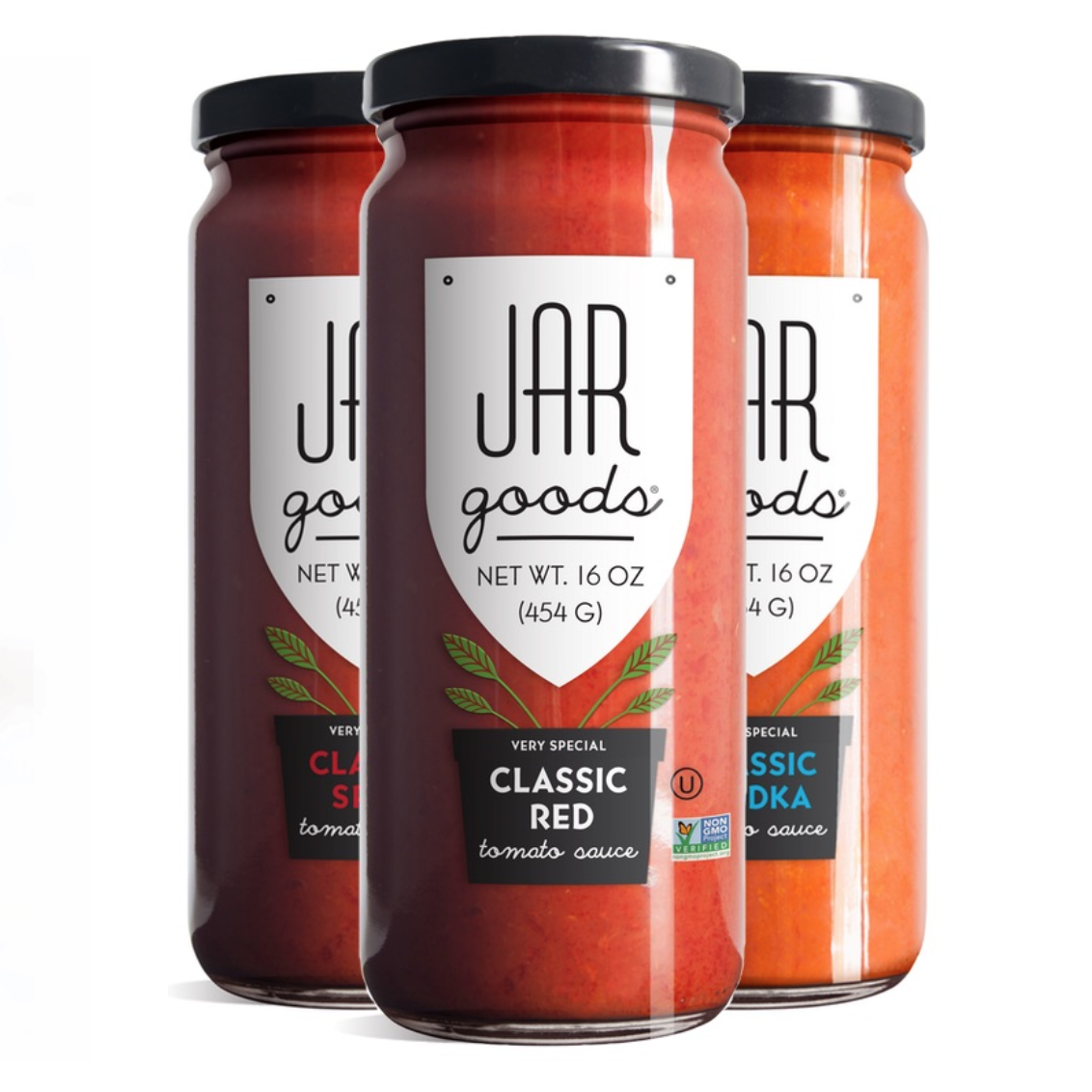 Classic Variety Sauces $19.00