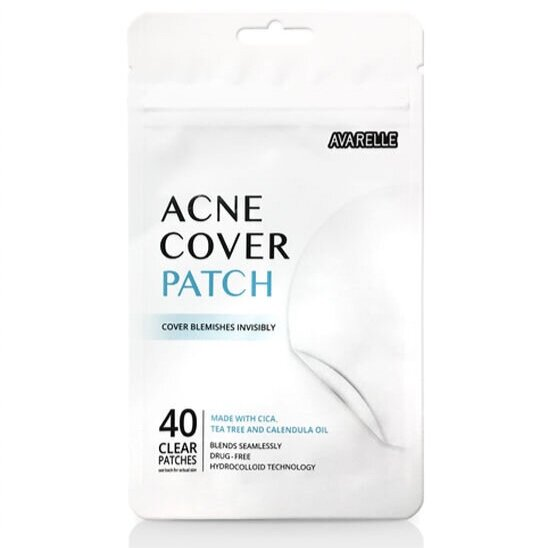Avarelle cosmetics acne cover patches, $8.50