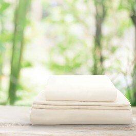 Organic Cotton 400 Thread Count Luxury Sheet Set, various prices