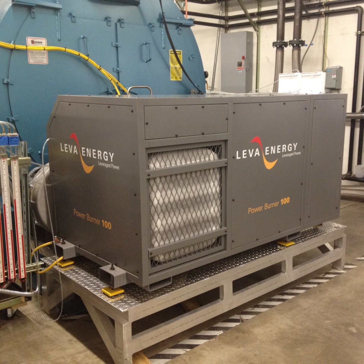 BBEST Combined Heat and Power Beta System