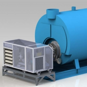BBEST Combined Heat and Power CAD Design