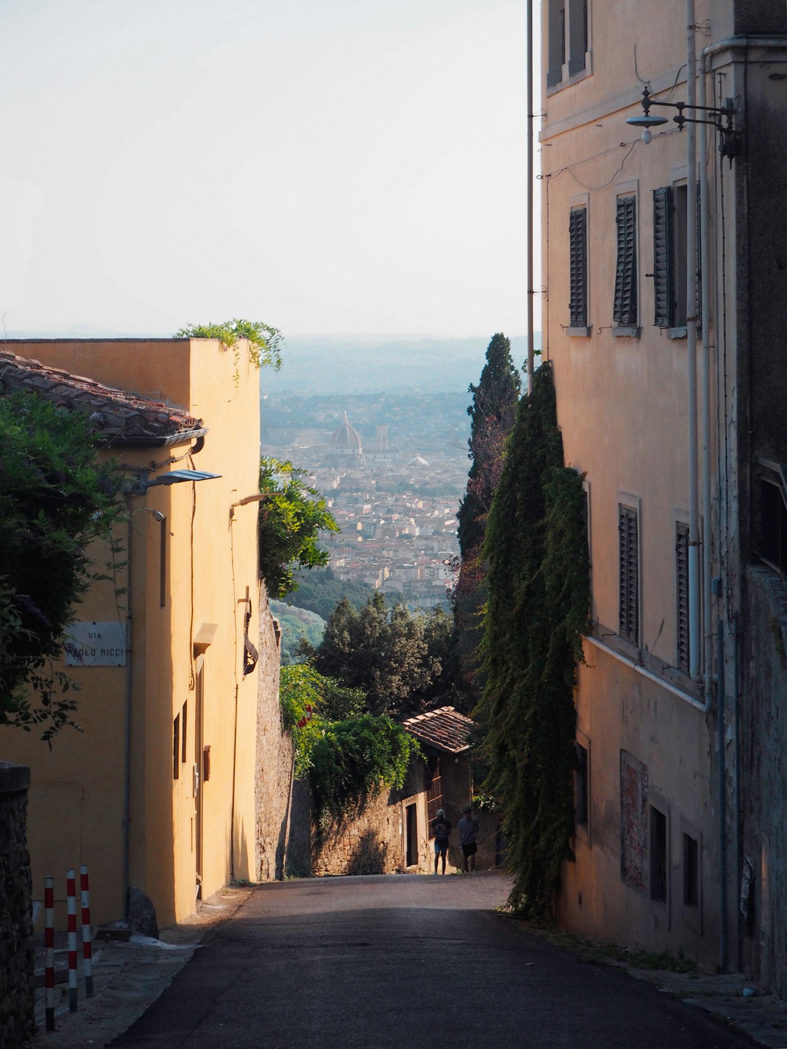 Tuscany, Northern Italy