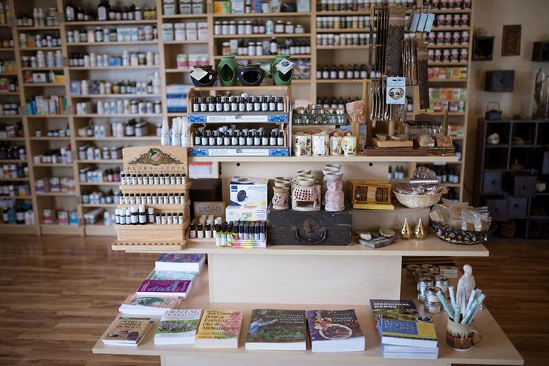 five-flavors-herbs-store-setup