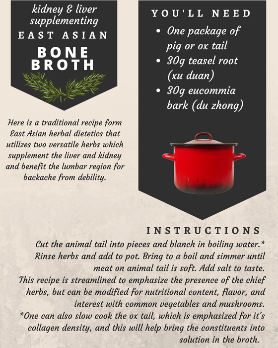 epic bone broth bone health Chinese recipe