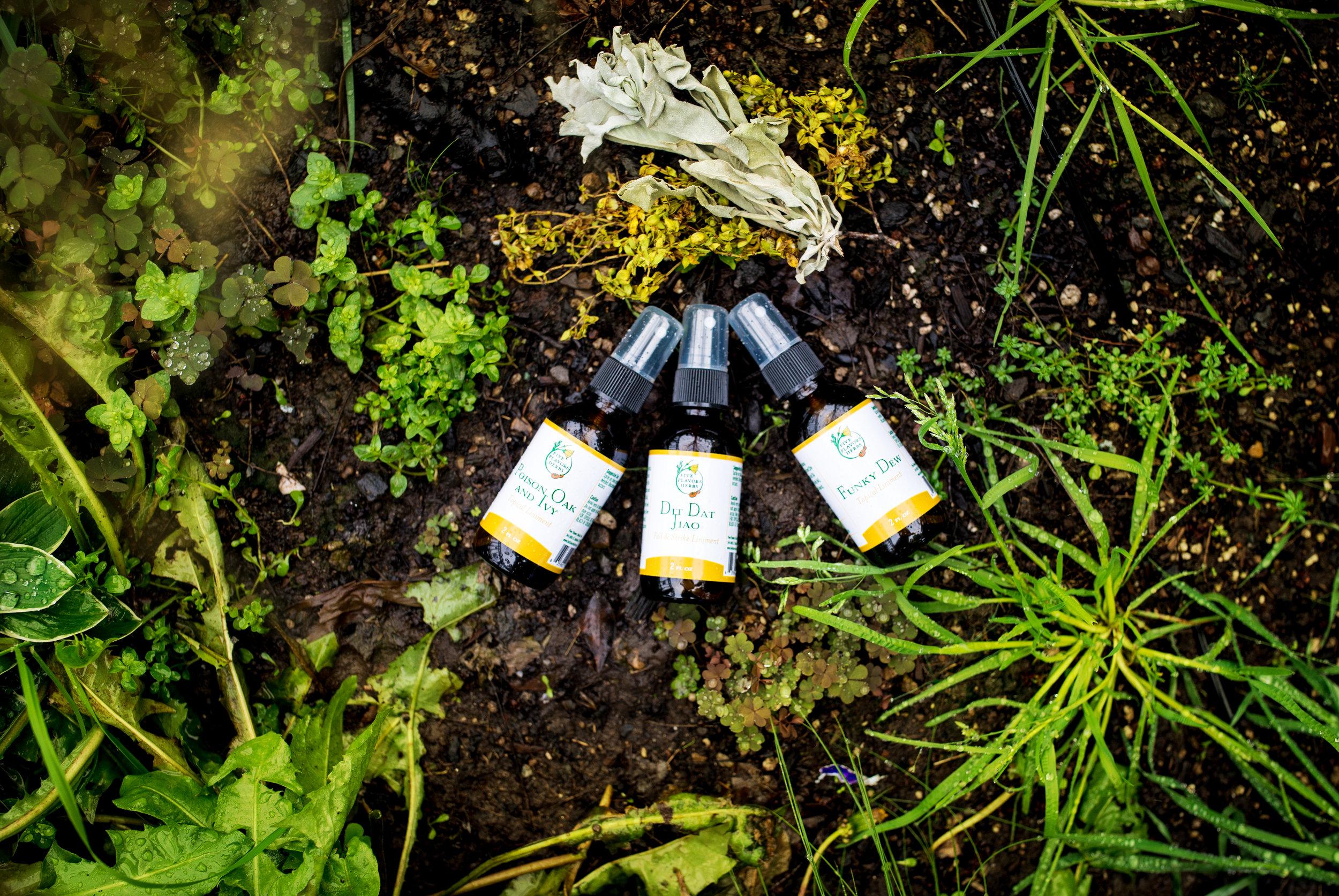 Five Flavors Herbs - Oakland & Online Herbal Stores