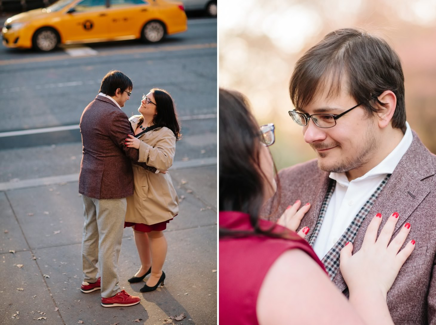 004-nyc-wedding-photographer-puppy-museum-of-natural-history-mud-coffee-fall-central-park-engagement.jpg