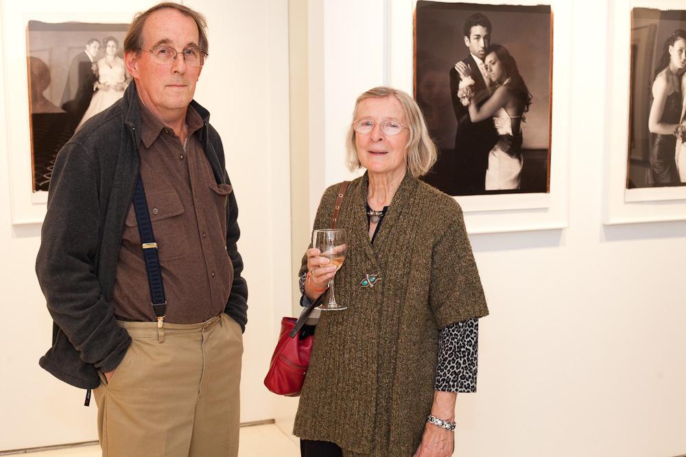 Bevan and Michele Davies