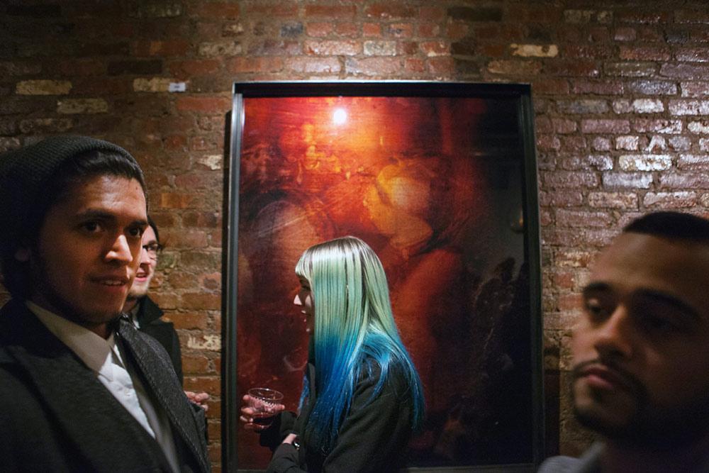 - Carmen Molina Undercurrents at Artion Gallery