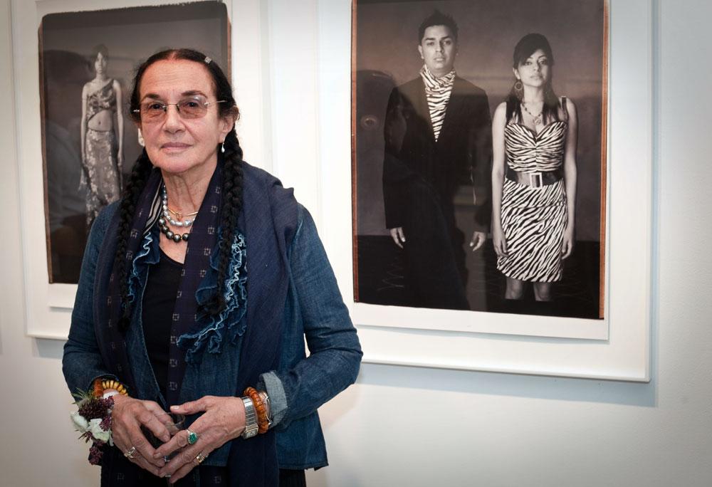 Photographer Mary Ellen Mark