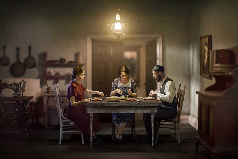 The Potato Eaters, 2014