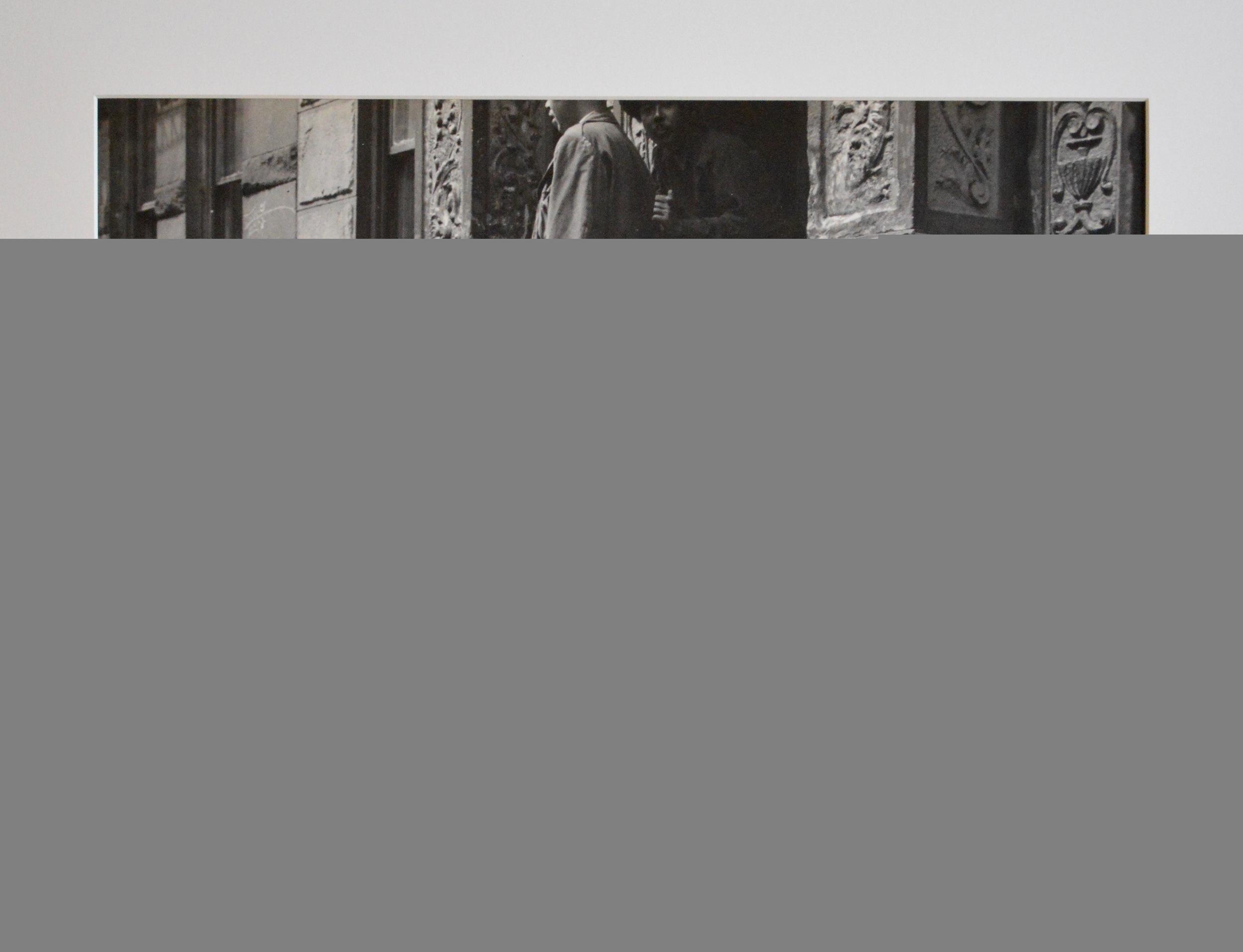 Roy DeCarava, International, 1960, 14 x 19 7_8 in