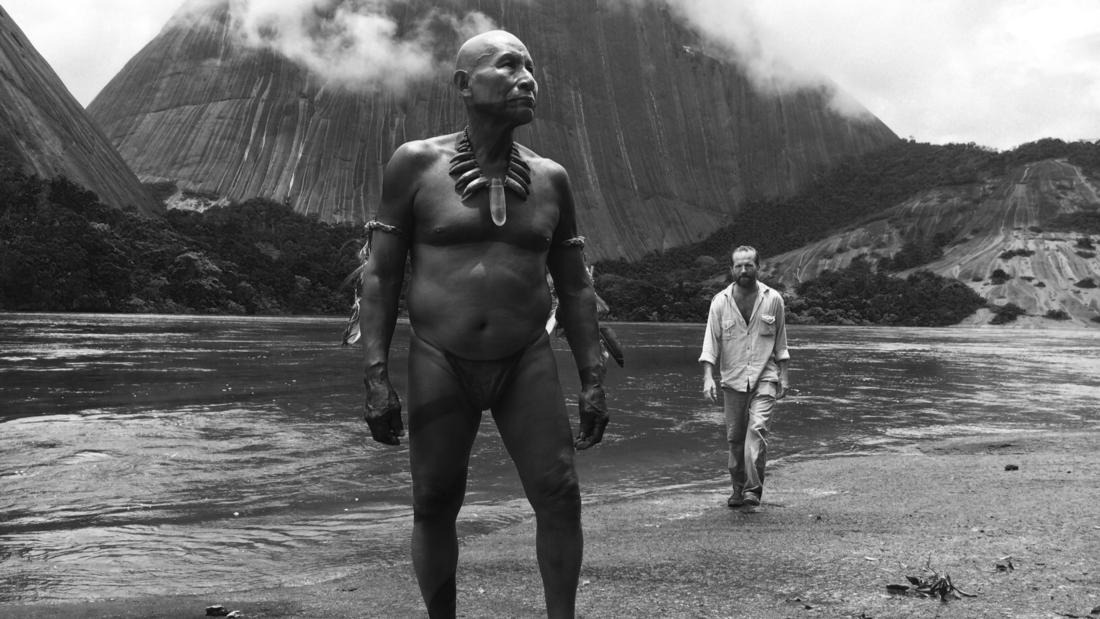 A scene from 'Embrace of the Serpent' by Ciro Guerra