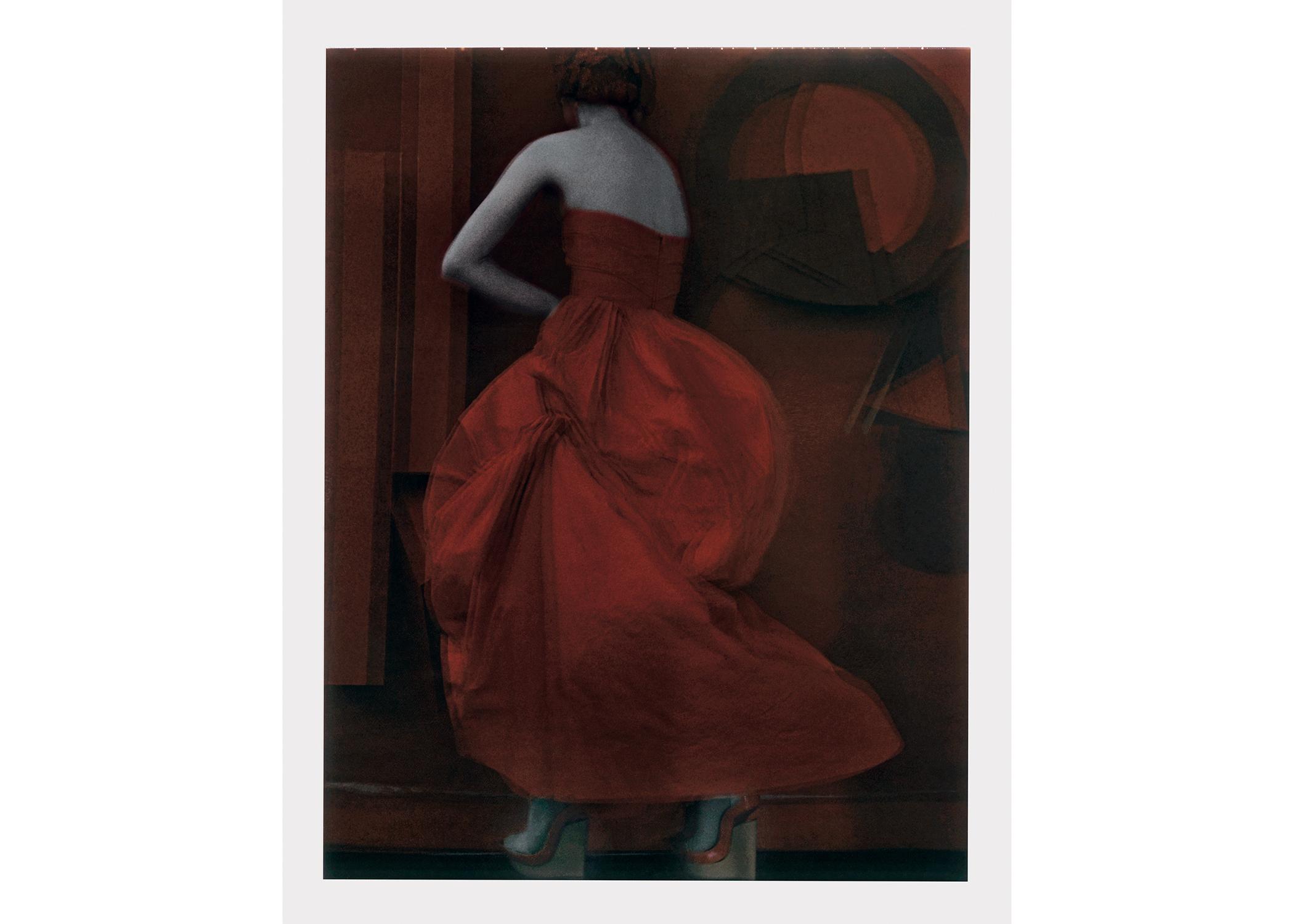 8.Sarah Moon_The Red Dress_2010