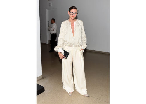 Image above: Jenna Lyons, Photo by Nicholas Hunt/Getty Images for Brooklyn Museum