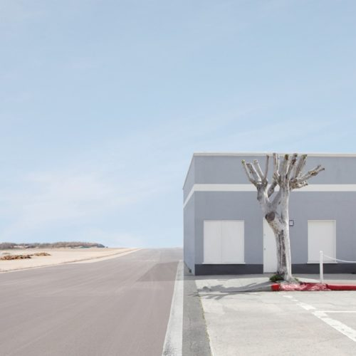 Image above: ©Lauren MARSOLIER,Building and Tree, 2010,Archival pigment print