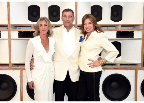 Image above: Stephanie Ingrassia, Tim Ingrassia and Anne Pasternak, Photo by Nicholas Hunt/Getty Images for Brooklyn Museum