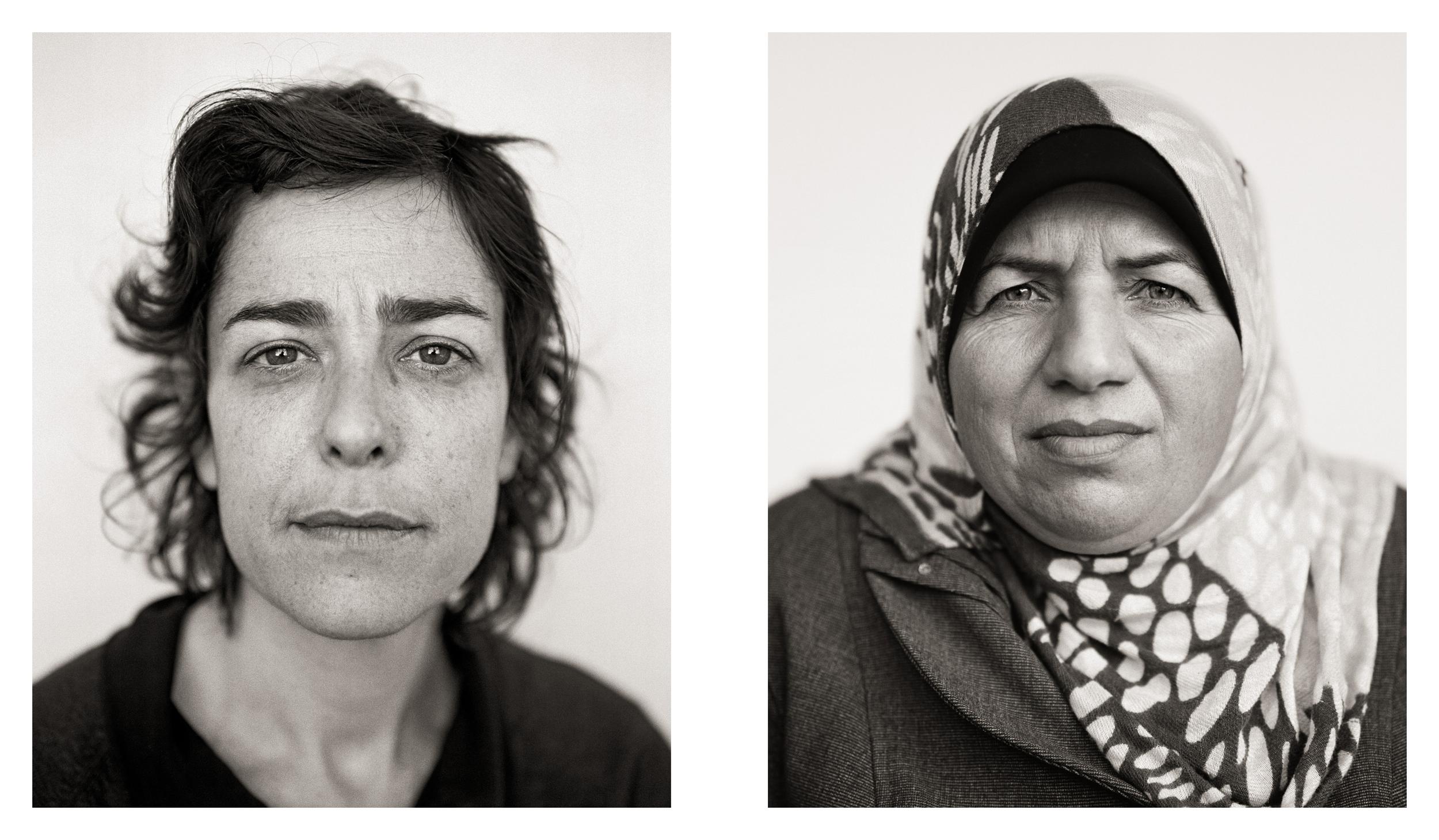 Image above: Independence|Nakba, 2013,© Fazal Sheikh
