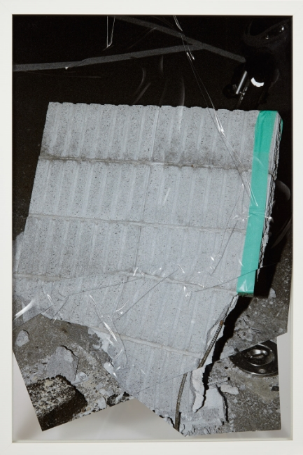 Image above: ©Hiroshi Takizawa, Figure 05 from the Concrete is on My Mind_Figure Series, 2014, Inkjet print / Courtesy of Miyako Yoshinaga, New York