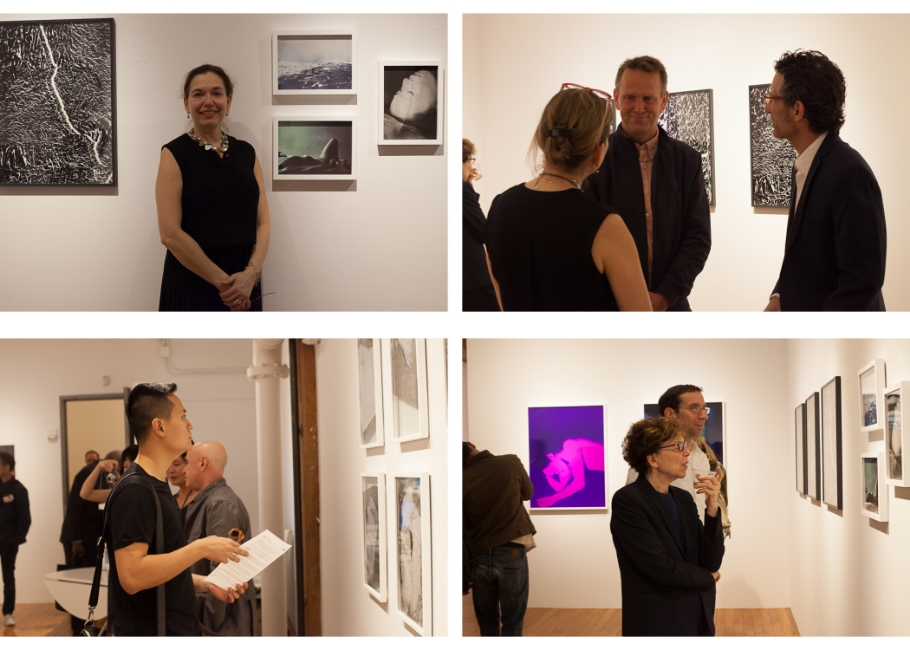 Images above: Ashley Comer, Opening Night