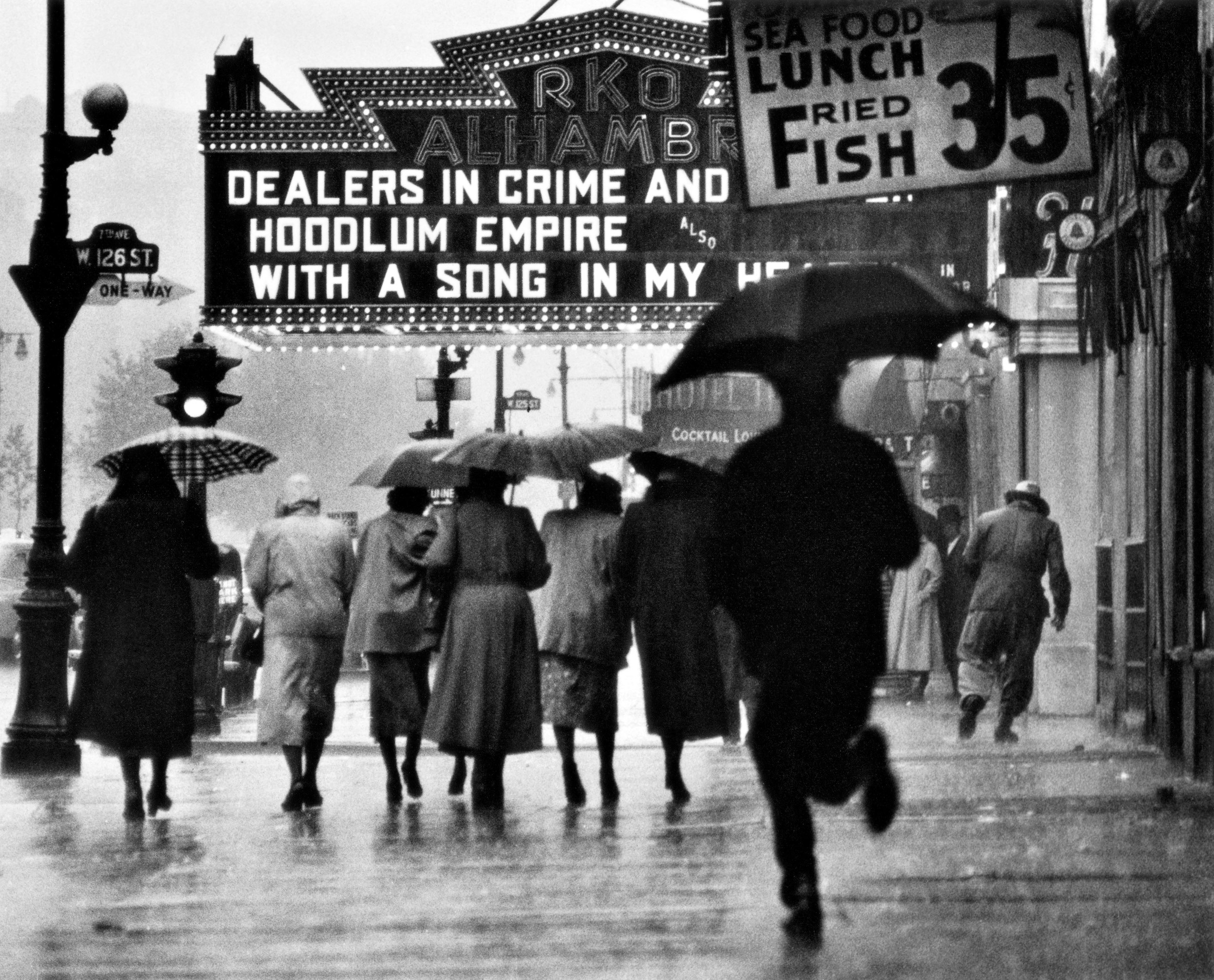 Image Above: ©The Gordon Parks Foundation. Gordon Parks, 'Harlem Neighborhood, Harlem,' New York, 1952 / Courtesy of The Gordon Parks Foundation/The Art Institute of Chicago/Steidl