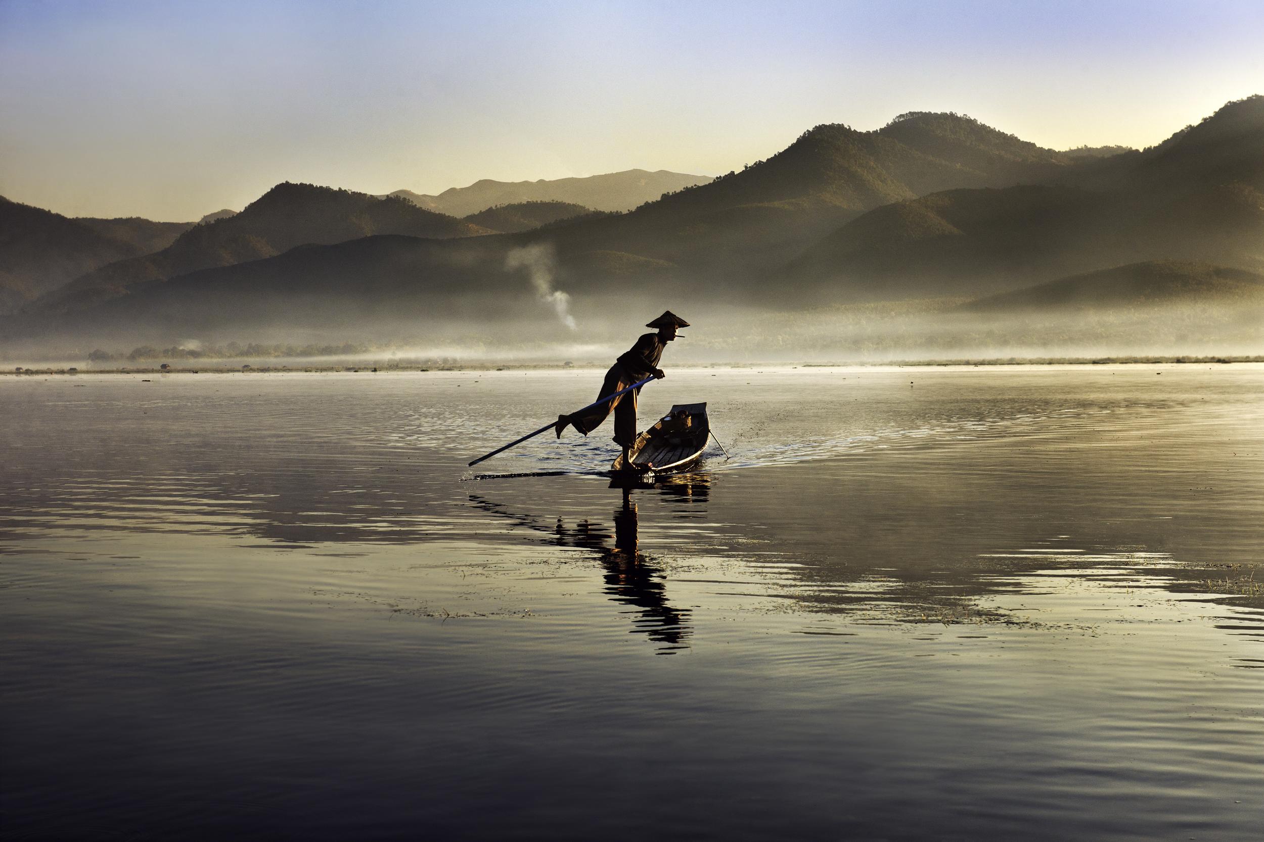 Image above: ©Steve McCurry,Stilt Fishermen, South Coast, Sri Lanka, 1995, chromogenic print on Fuji Crystal,Archive paper