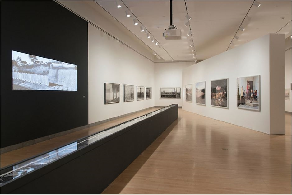This Place Installation Views ©Johnathan Dorado and the Brooklyn Museum
