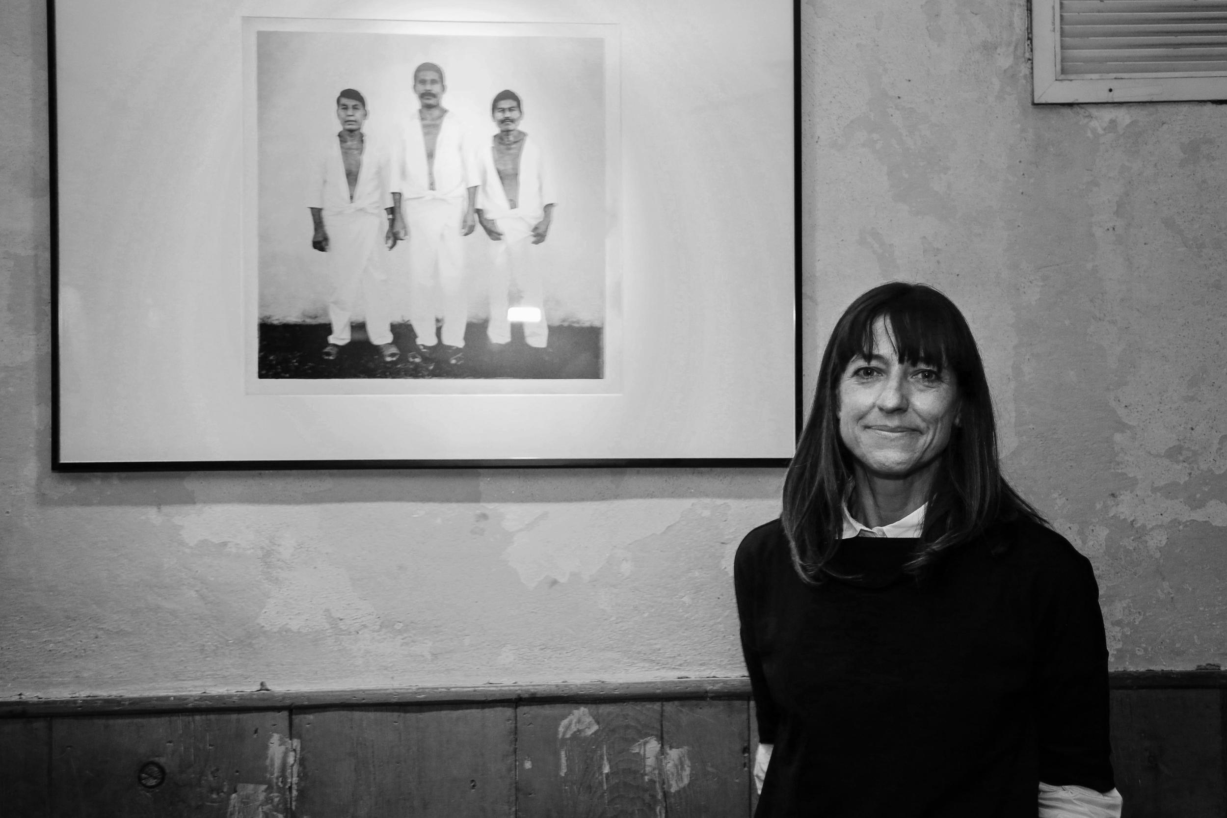 Adriana Zehbrauskas, Photograph ©Nora Wilby