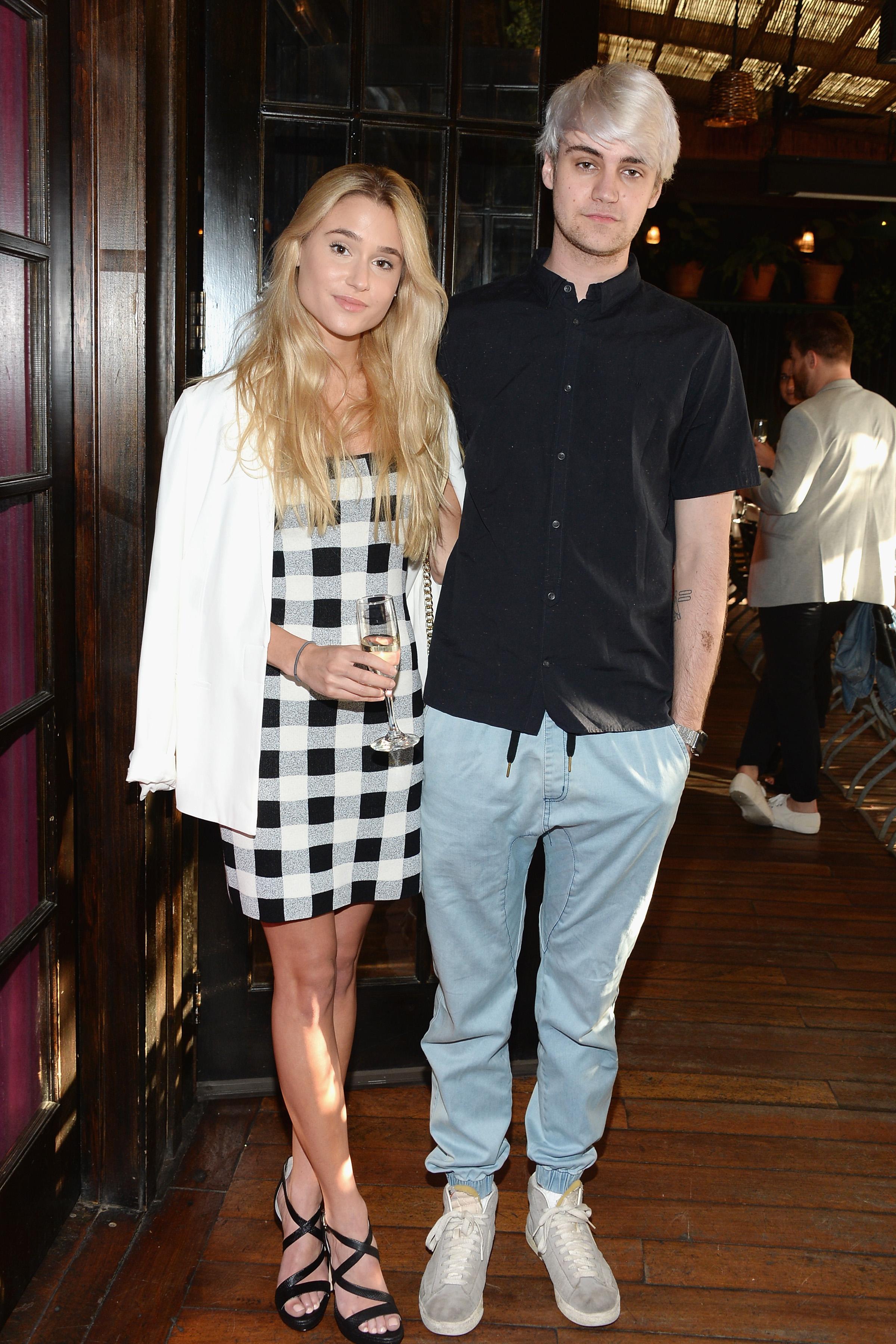 Samantha Pincus and Ian Spurrier aka Fareoh.JPG
