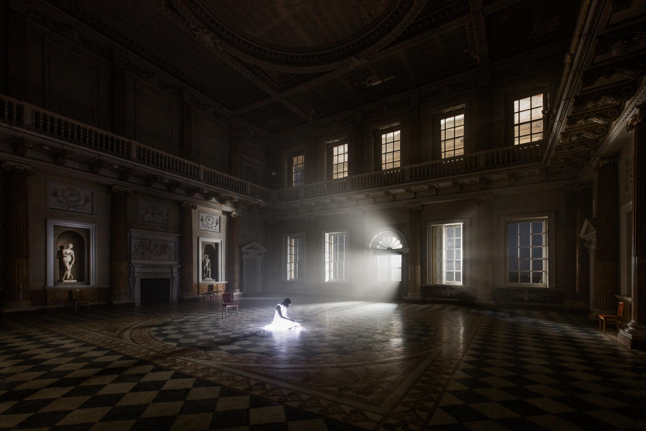 © Adrien Broom, The Marble Hall.