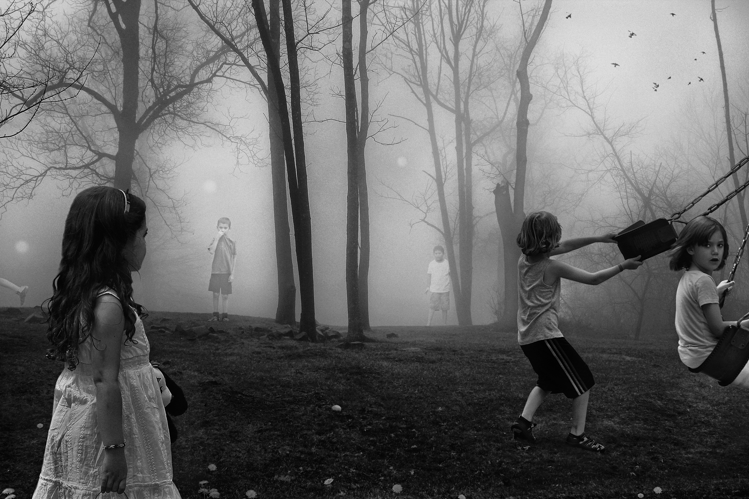 The New Girl  © Deb Young + Francisco Diaz