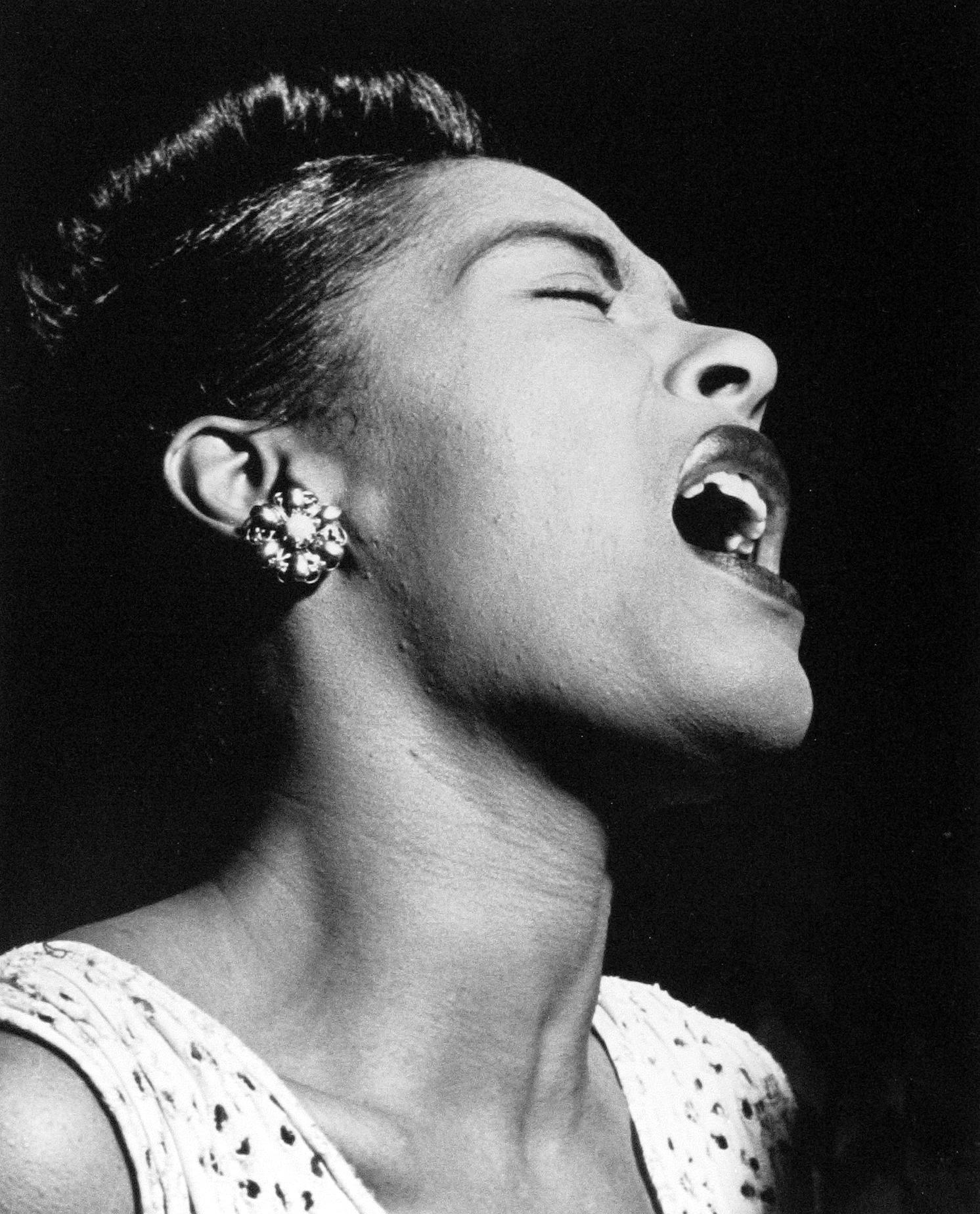 William P. Gottlieb, Billie Holiday, c.1947, courtesy of the estate of William P. Gottlieb