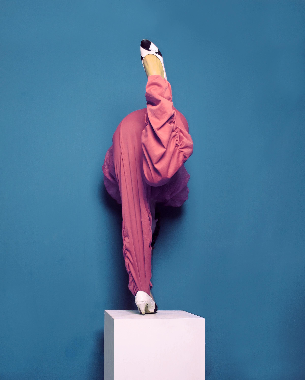 Isabelle Wenzel,  On for De Grote Kunst Show, 2014