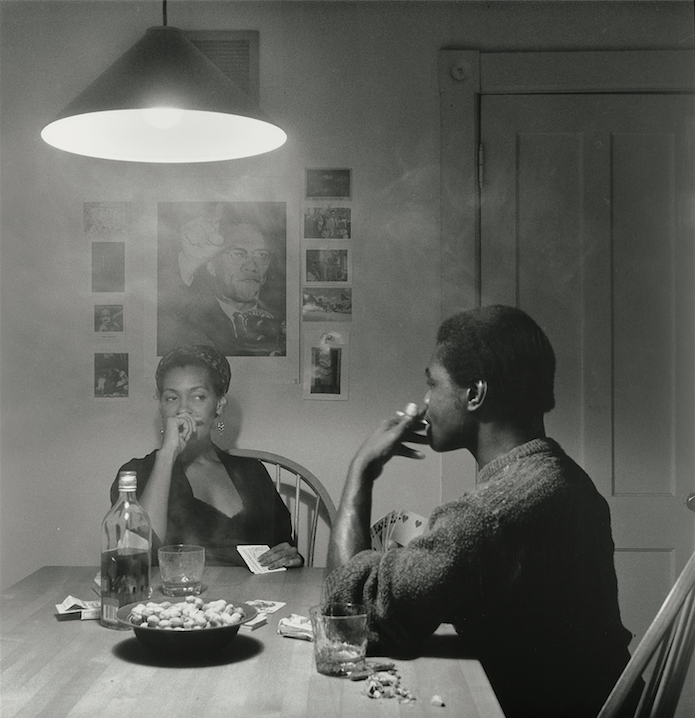© Carrie Mae Weems. Courtesy of the artist and Jack Shainman Gallery, New York.
