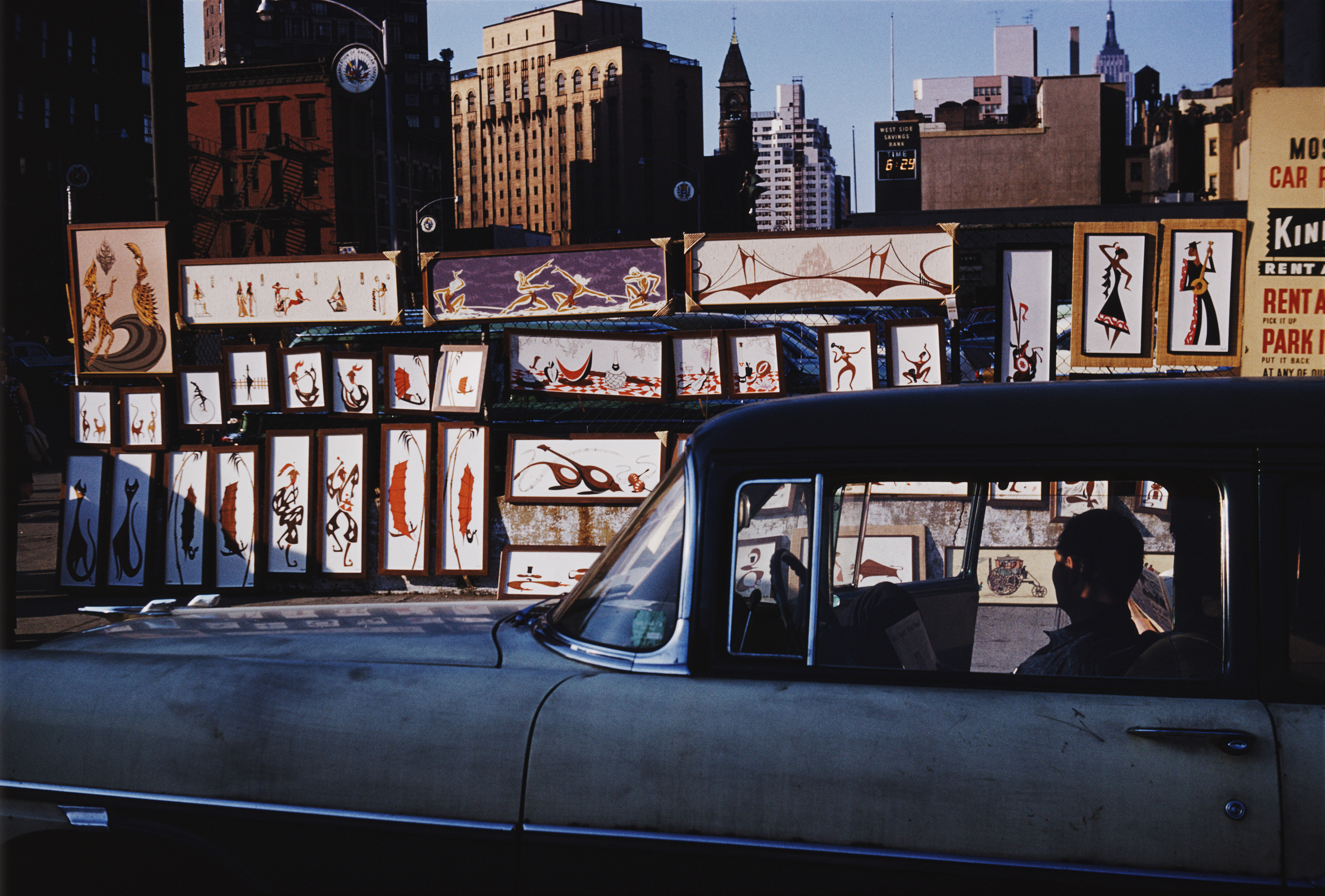 © Ernst Haas/Getty Images