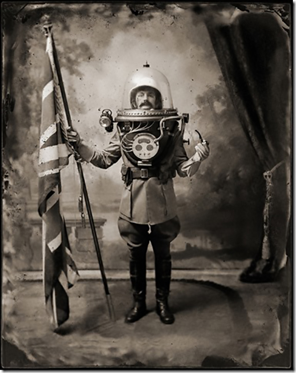 Nick Simpson, Dr. Crighton's Apparatus, 2012, C-type archival print, edition of 7, 16 x 12 inches unframed
